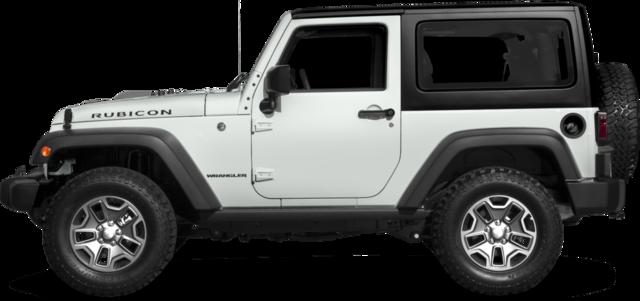 2017 Jeep Wrangler SUV Rubicon