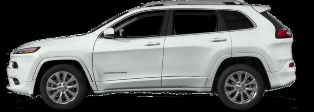 2017 Jeep Cherokee SUV Overland