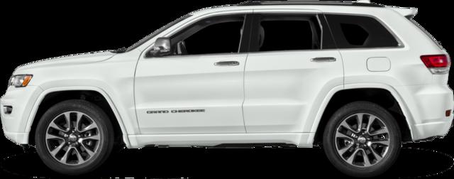 2017 Jeep Grand Cherokee SUV Overland