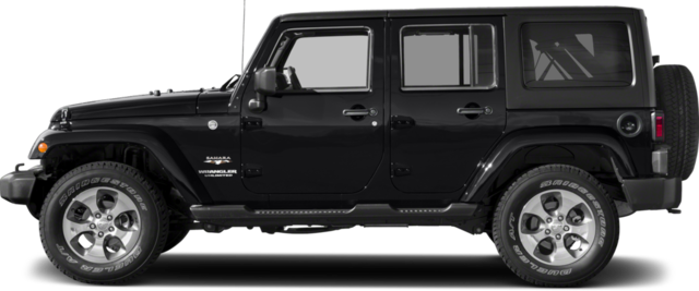 2017 Jeep Wrangler Unlimited VUS Sahara