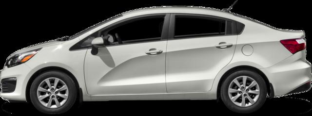 2017 Kia Rio Sedan LX+
