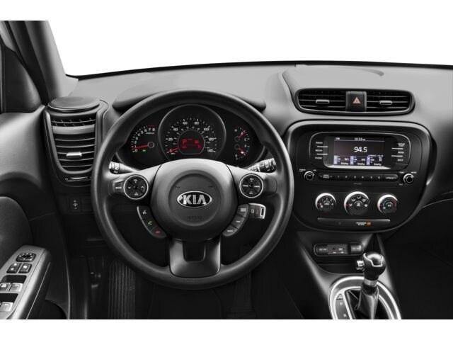 2017 Kia Soul Hatchback