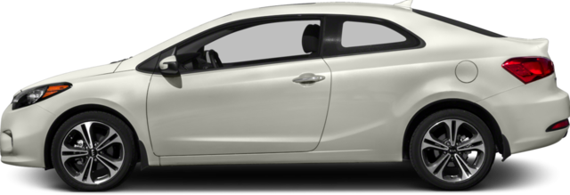 2017 Kia Forte Koup Coupé SX Luxe 1,6 L