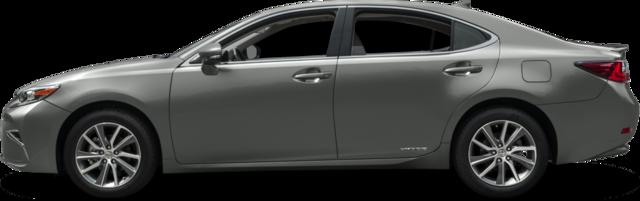 2017 Lexus ES 300h Sedan