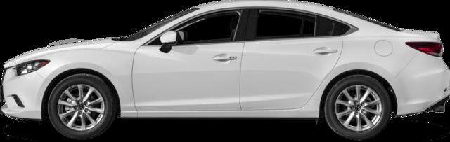 2017 Mazda Mazda6 Sedan GX