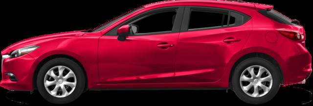 2017 Mazda Mazda3 Hatchback GX
