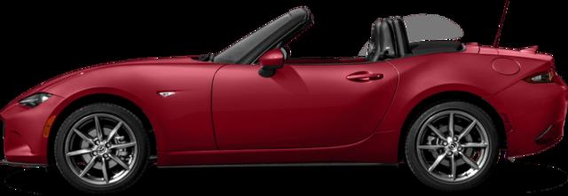 2017 Mazda MX-5 Convertible GX