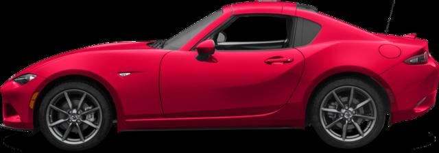 2017 Mazda MX-5 RF Coupé GT