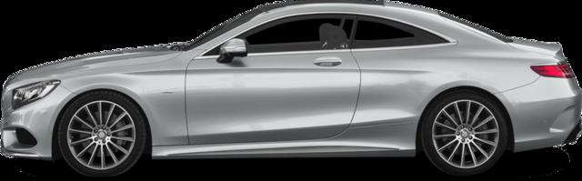 2017 Mercedes-Benz Classe S Coupé de base