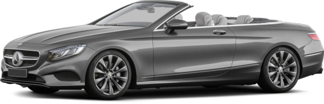 2017 Mercedes-Benz S-Class Cabriolet S550