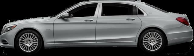 2017 Mercedes-Benz Maybach S 600 Berline de base (BA7)
