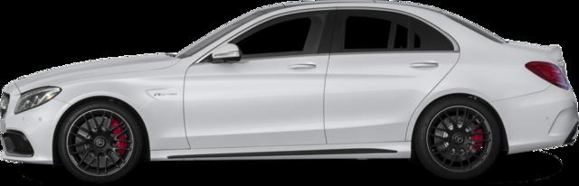 2017 Mercedes-Benz AMG C 43 Berline S (A7)