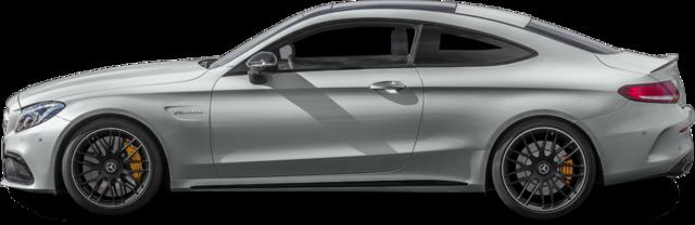 2017 Mercedes-Benz AMG C 43 Coupé de base (BA7)