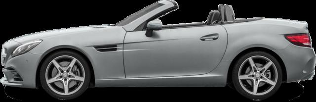 2017 Mercedes-Benz SLC 300 Cabriolet