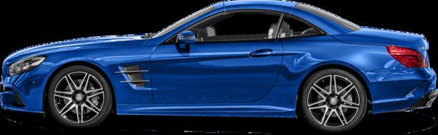 2017 Mercedes-Benz SL 550 Roadster