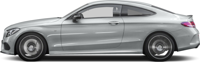 2017 Mercedes-Benz AMG C 43 Coupé de base (BA9)