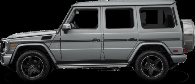2017 Mercedes-Benz G-Class SUV