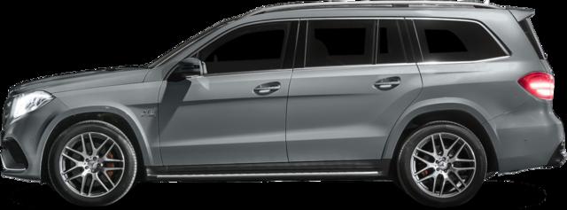 2017 Mercedes-Benz AMG GLS 63 VUS