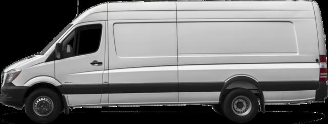 2017 Mercedes-Benz Sprinter 3500 Fourgon V6 avec toit surélevé