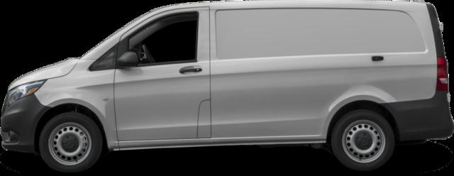 2017 Mercedes-Benz Metris Van Cargo Van