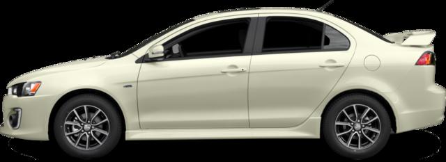 2017 Mitsubishi Lancer Sedan GTS