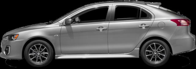 2017 Mitsubishi Lancer Sportback Hatchback SE LTD