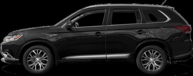 2017 Mitsubishi Outlander SUV GT