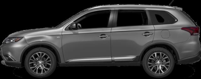 2017 Mitsubishi Outlander SUV ES