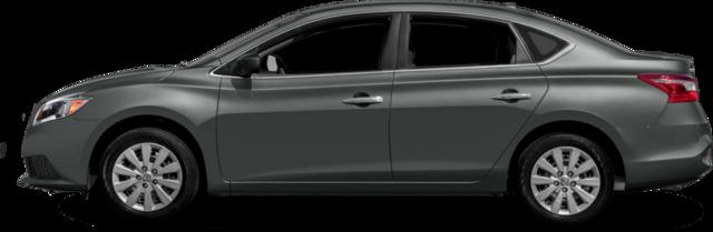 2017 Nissan Sentra Sedan 1.8 S (CVT)