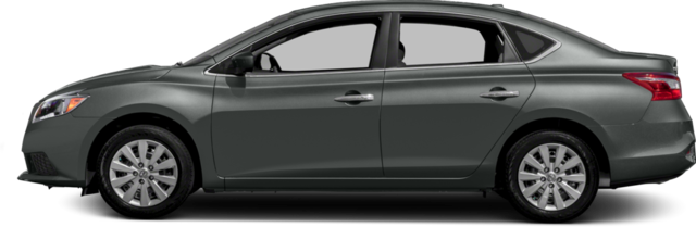 2017 Nissan Sentra Sedan 1.8 SV (CVT)