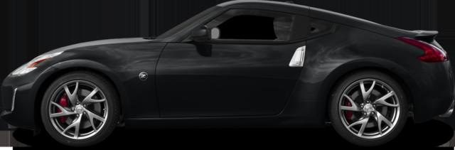 2017 Nissan 370Z Coupe Base (M6)