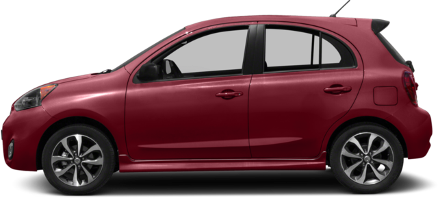 2017 Nissan Micra Hatchback SV