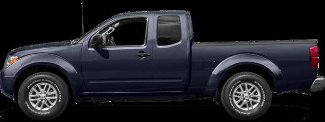 2017 Nissan Frontier Truck SV