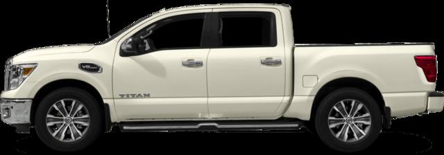 2017 Nissan Titan Truck SL