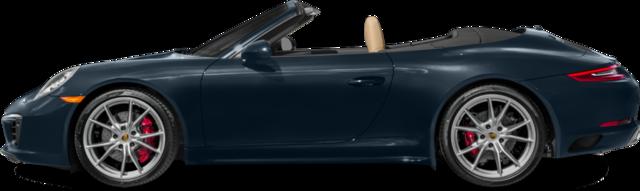 2017 Porsche 911 Convertible Carrera 4S