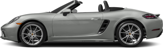 2017 Porsche 718 Boxster Convertible Base