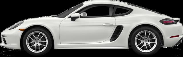 2017 Porsche 718 Cayman Coupe Base