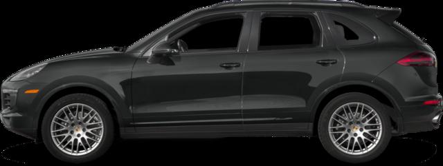 2017 Porsche Cayenne SUV Platinum Edition