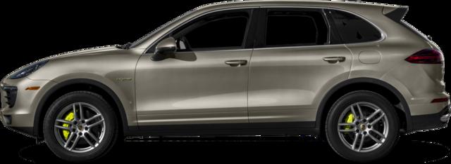 2017 Porsche Cayenne E-Hybrid SUV S Platinum Edition (Tiptronic)