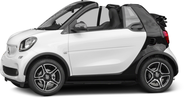 2017 smart fortwo Convertible passion