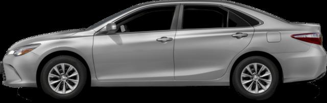 2017 Toyota Camry Sedan XLE