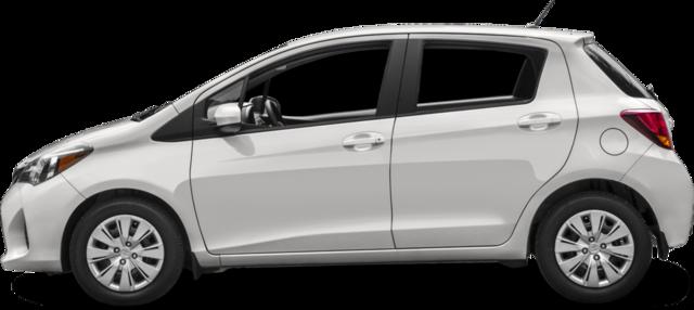 2017 Toyota Yaris Hatchback LE