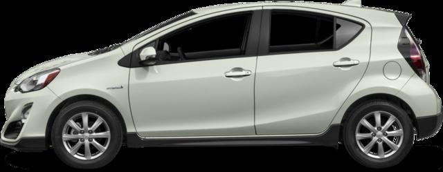 2017 Toyota Prius c Hatchback Technology