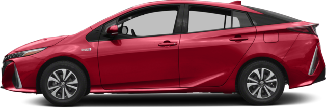 2017 Toyota Prius Prime Hatchback Base