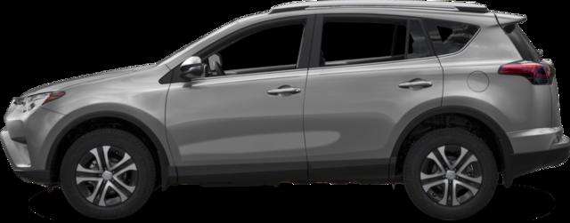 2017 Toyota RAV4 VUS LE