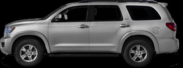 2017 Toyota Sequoia SUV SR5 5.7L V8