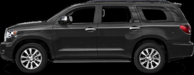 2017 Toyota Sequoia VUS Platinum V8 5,7 L