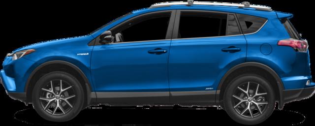 2017 Toyota RAV4 Hybrid SUV SE
