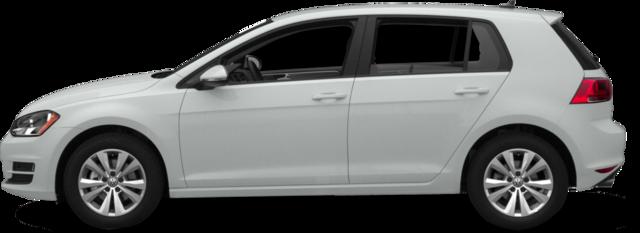 2017 Volkswagen Golf Hatchback 1.8 TSI Trendline