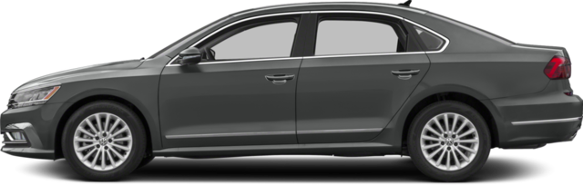 2017 Volkswagen Passat Sedan 3.6L VR6 Highline